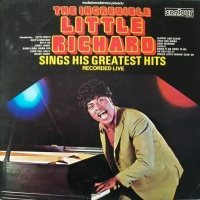 The Incredible Little Richard Sings His Greatest Hits Live!