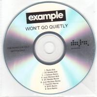Won't Go Quietly (Promo)