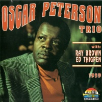 Oscar Peterson Trio with Ray Brown & Ed Thigpen