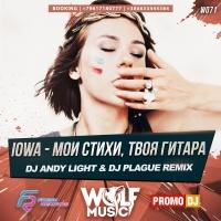 Мои стихи, твоя гитара (DJ Andy Light & DJ Plague Remix)