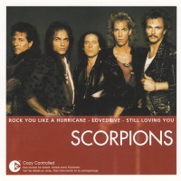 The Essential Scorpions