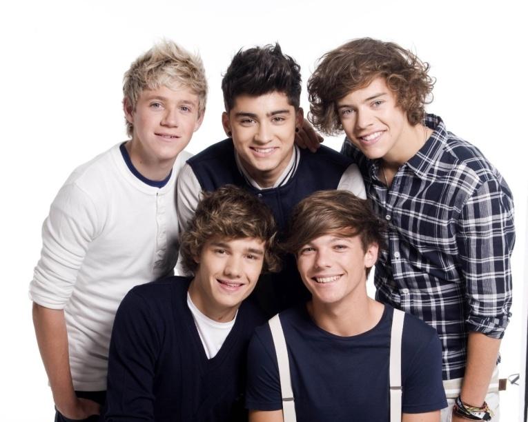 Группа One Direction выпустит взрослый альбом
