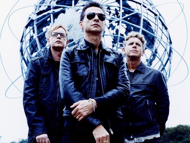 Depeche Mode не приедут в Киев