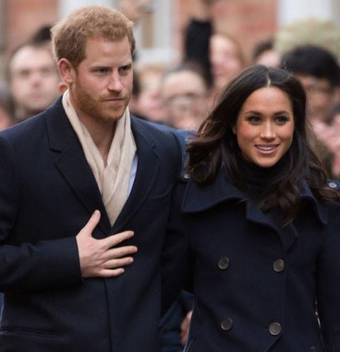 Невеста принца Гарри выбирает свадебное платье