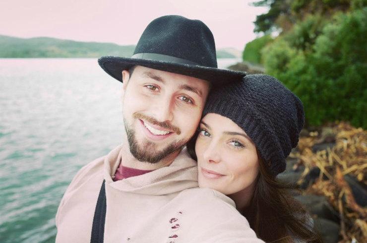 Эшли Грин показала первое свадебное фото