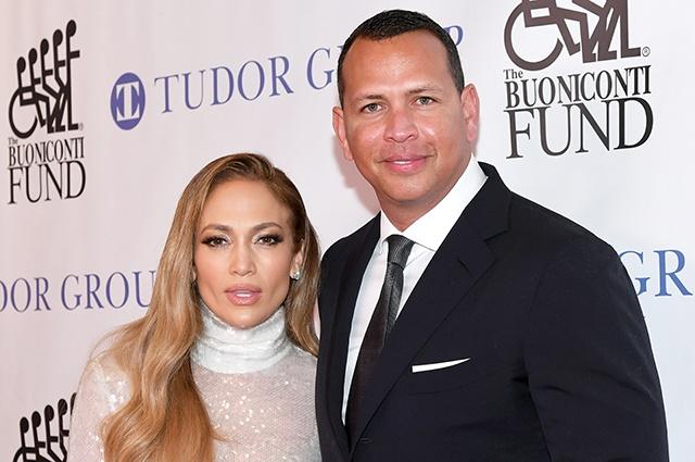 Дженнифер Лопес и Алекс Родригес помолвлены?