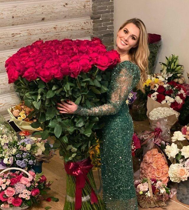 Мария Кожевникова отпраздновала 35-летие