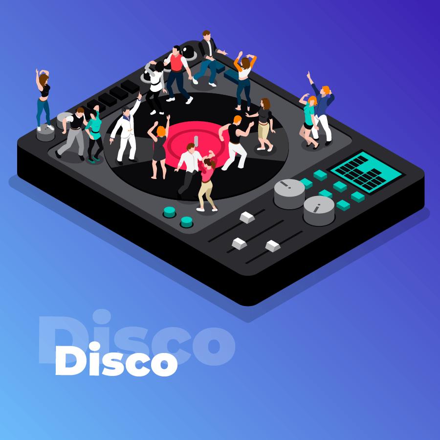 Станция Disco на 101.ru