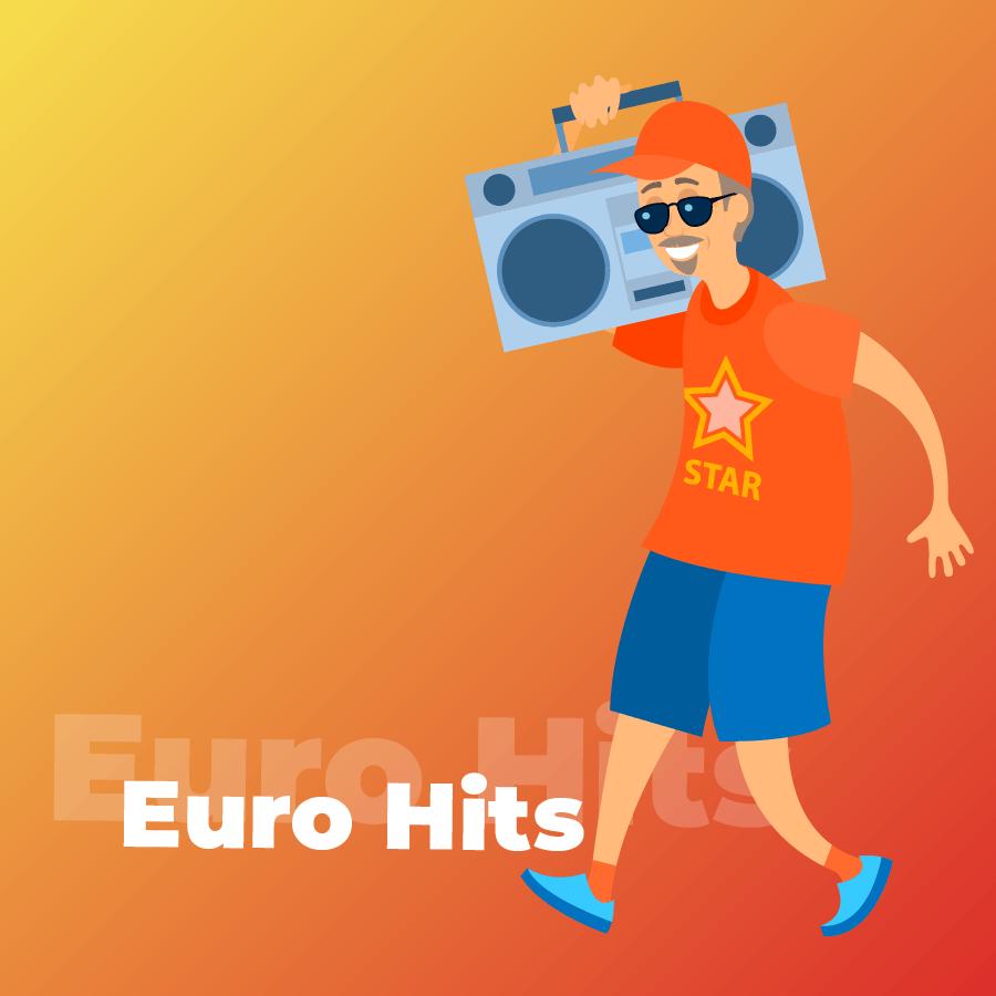 Станция Euro Hits на 101.ru