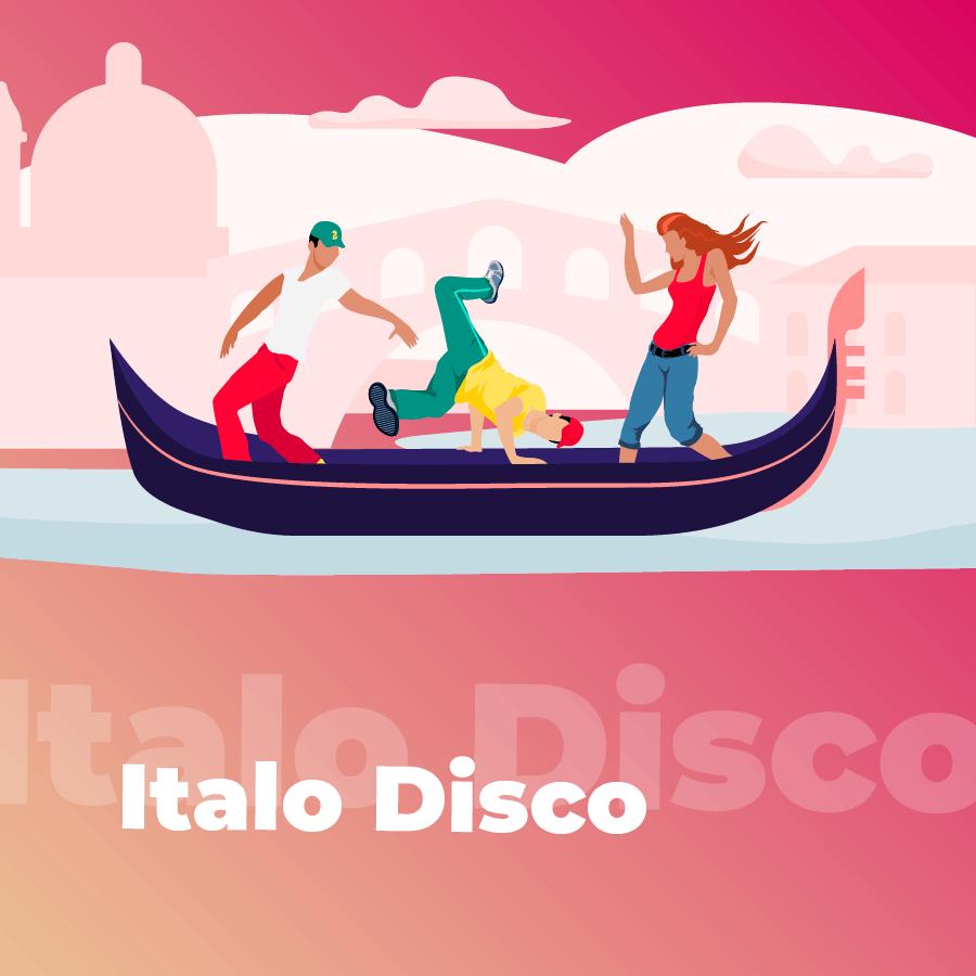 Станция Italo Disco на 101.ru