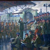 Краснознамённый Ансамбль Песни И Пляски Советской Армии П/У А. В. Александрова
