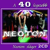 A 40 Legszebb Neoton Slager (СD 1)