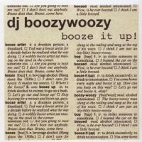 Booze It Up!