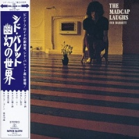 The Madcap Laughs 2015, Warner Music Japan