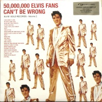 50,000,000 Elvis Fans Can't Be Wrong - Elvis' Gold Records - Volume 2