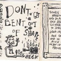 Dont Get Bent Out Of Shape (Version B)