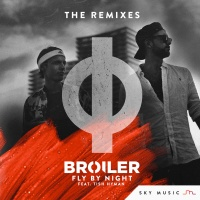 Fly By Night (The Remixes) [feat. Tish Hyman] - EP