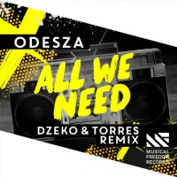 All We Need (Dzeko & Torres Remix)