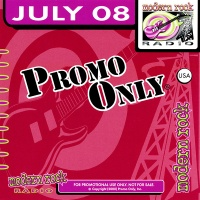Promo Only Modern Rock Radio July 2008