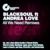 All We Need (Remixes)