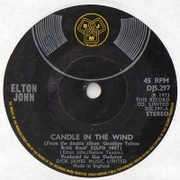 Candle In The Wind / Benny And The Jets