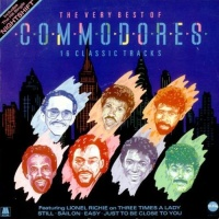 The Commodores ?– The Very Best Of Commodores