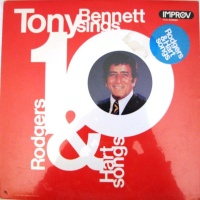 Tony Bennett Sings 10 Rodgers & Hart Songs