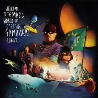 Welcome To The Magic World Of Captain Samouraï Flower