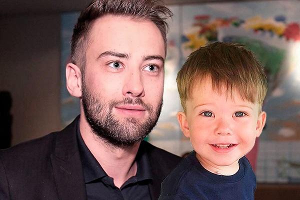 Дмитрий Шепелев активно занялся воспитанием сына
