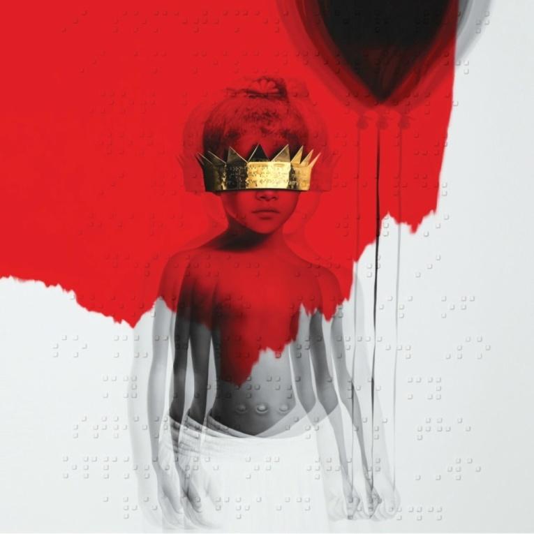 Рианна выпустила диск «Anti»