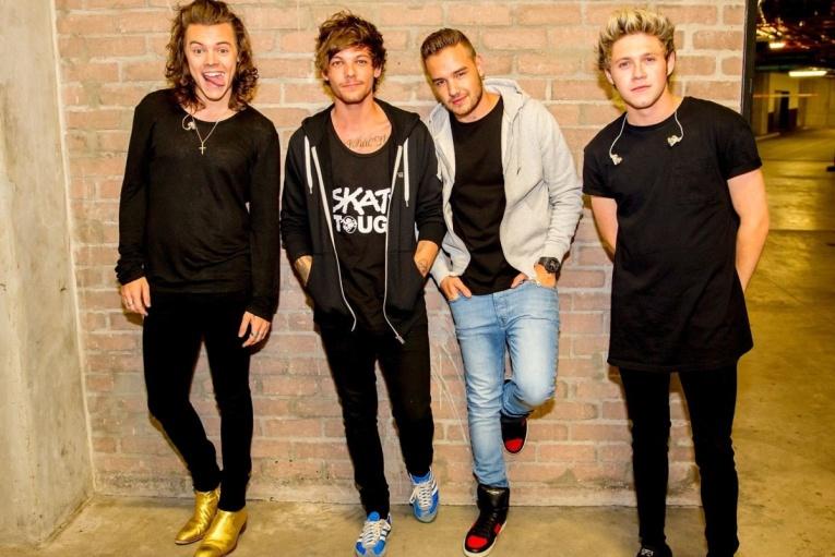 One Direction презентовали последний клип?