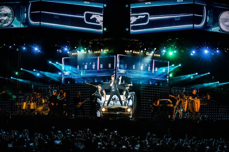 Рикки Мартин даст концерт в Москве