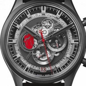 В честь The Rolling Stones выпустили часы
