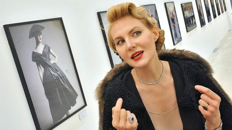 Рената Литвинова примет участие в шоу «Минута славы»