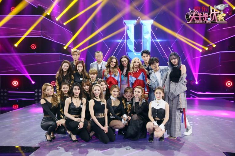 Группа  SEREBRO покорила жюри на шоу талантов в Китае
