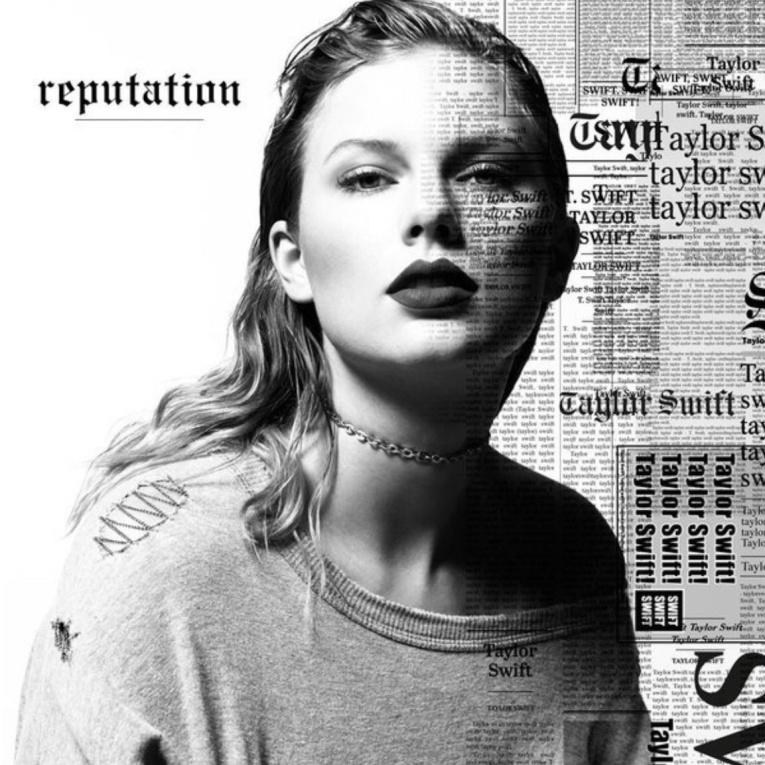 Тейлор Свифт опубликовала обложку нового альбома