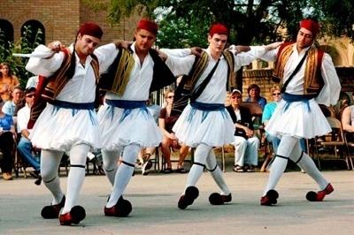В Греции пройдет 51-й фольклорный фестиваль