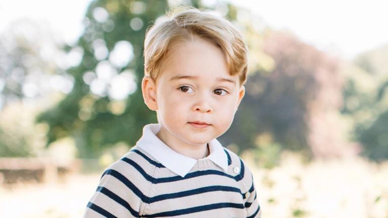 Принц Джордж больше не хочет ходить в школу