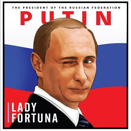 Lady Fortuna поздравила Президента в своем клипе