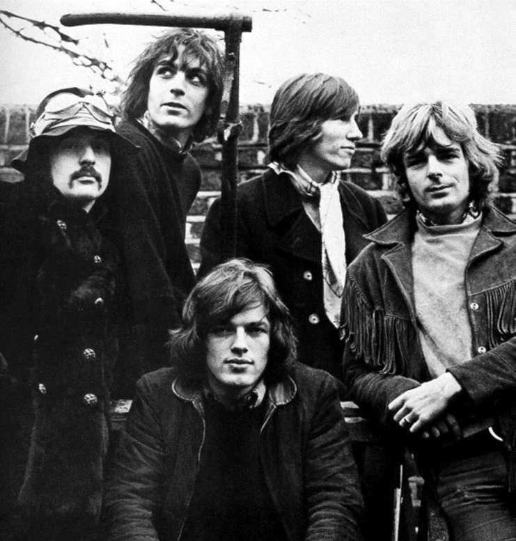 Pink Floyd появятся на почтовых марках