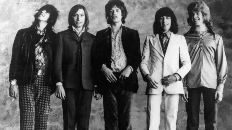 О группе The Rolling Stones снимут фильм