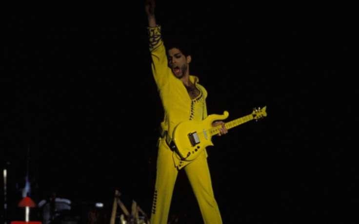 Гитара Принса «ушла с молотка» за 137 тысяч долларов