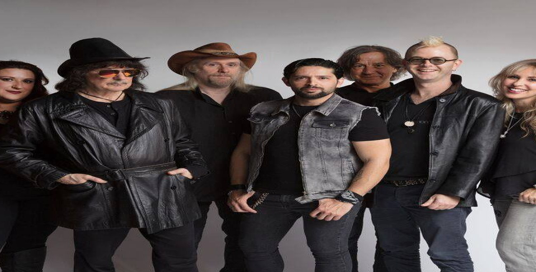 Концерт хард-рок группы Rainbow с хитами Deep Purple