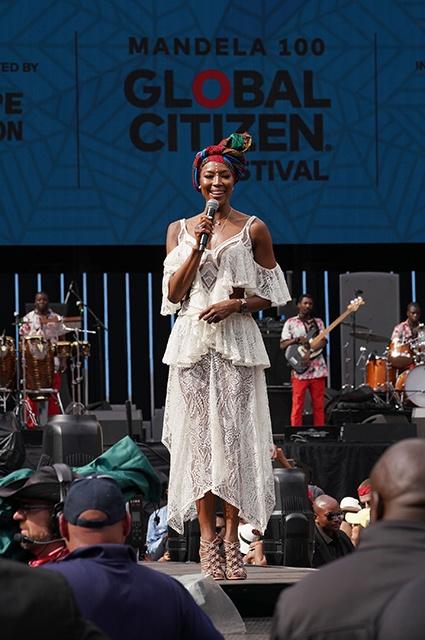 В ЮАР состоялся большой музыкальный фестиваль