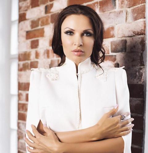Эвелина Бледанс дала интервью о личной жизни и работе