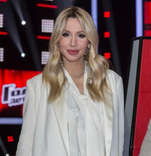 Светлана Лобода дебютировала в шоу «Голос»