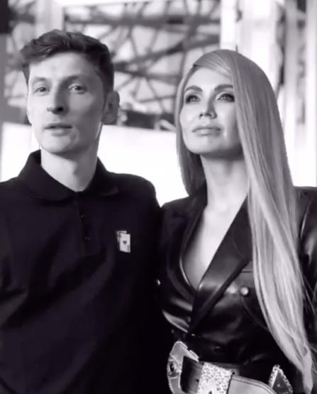 Ляйсан Утяшева стала блондинкой