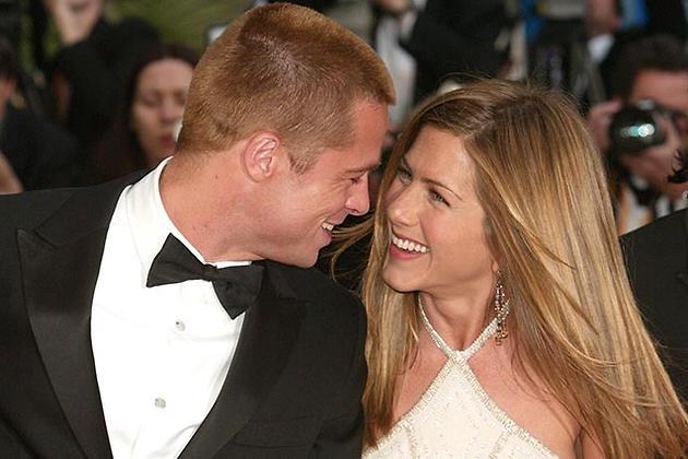 Поклонники мечтают о воссоединении Брэда Питта с бывшей женой