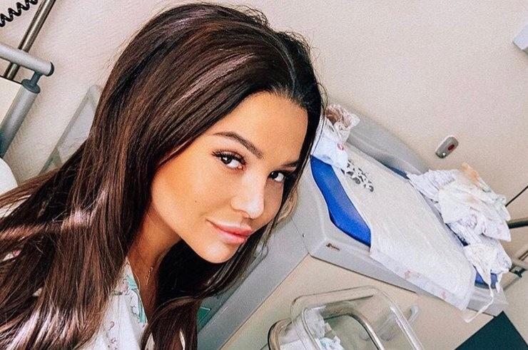 Екатерина Колисниченко придумала имя для сына