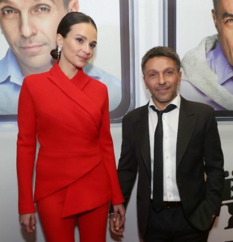 Леонид Барац отдыхает с женой после новостей о разводе